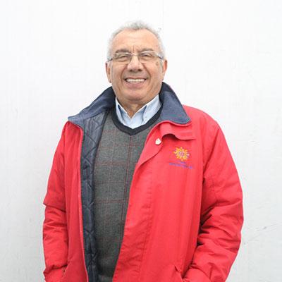 Antonio Ruiz / Director - Equipo Frutas HRG