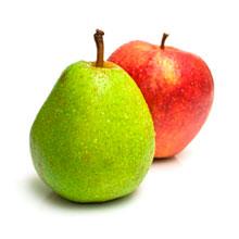 Frutas continentales
