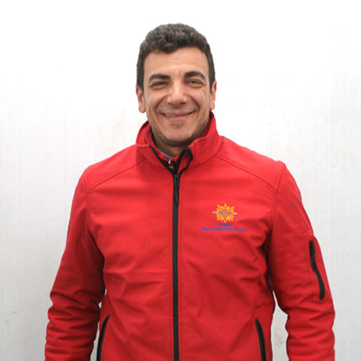 Oscar Ruiz / Director - Equipo Frutas HRG