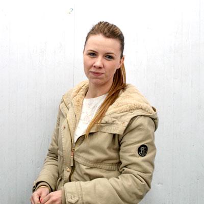 Soraya Martín - Equipo Frutas HRG