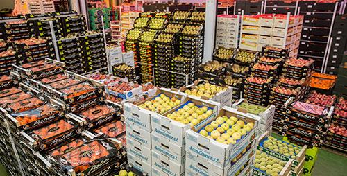 Frutas HRG Mercamadrid