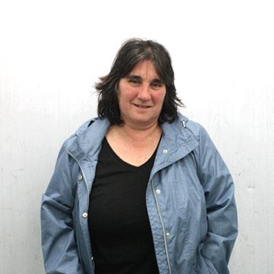 Esther Díaz - Equipo Frutas HRG