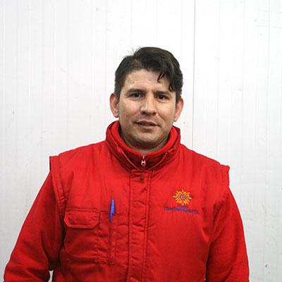 Luis Alfredo - Equipo Frutas HRG