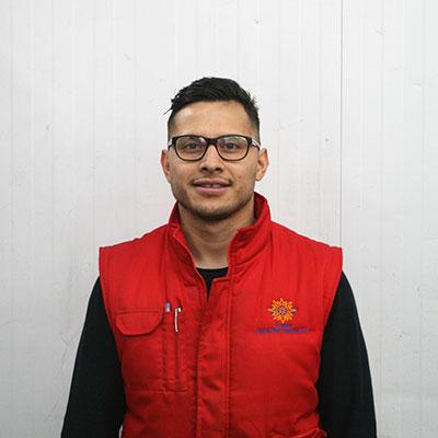 Jose Daniel García - Equipo Frutas HRG