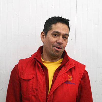Sergio Abadía - Equipo Frutas HRG