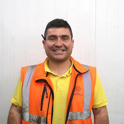 Jaime Ricardo Cortés - Equipo Frutas HRG