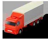 Camion contacto Frutas HRG