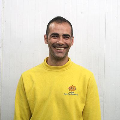 Luis Miguel Calvo - Equipo Frutas HRG