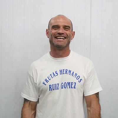 Pablo Manuel Ramos - Equipo Frutas HRG